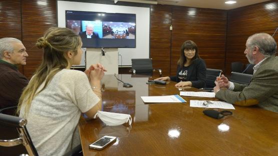 Argentina y Uruguay firmaron un convenio de cooperación sobre contenidos audiovisuales