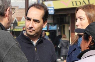 Ramiro Tagliaferro, ex intendente de Morón, dejó complicado al municipio luego de una polémica contratación para el sistema de fotomultas