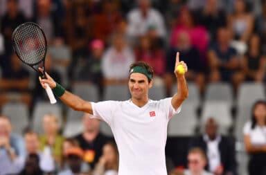 Roger Federer cumple 39 años