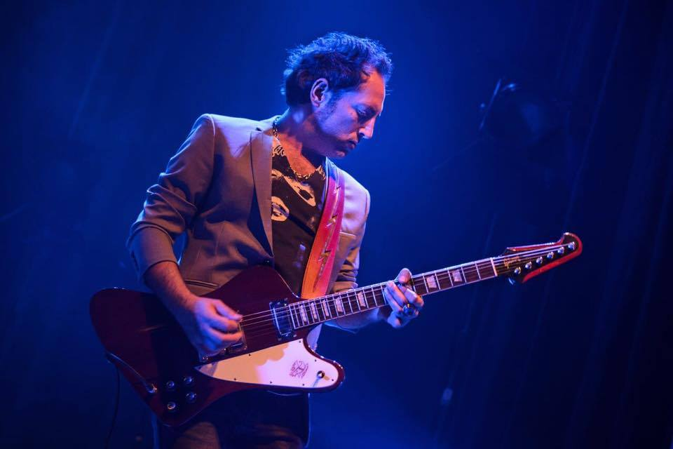 El acústico de Guasones, en el Festival 'País Rock'