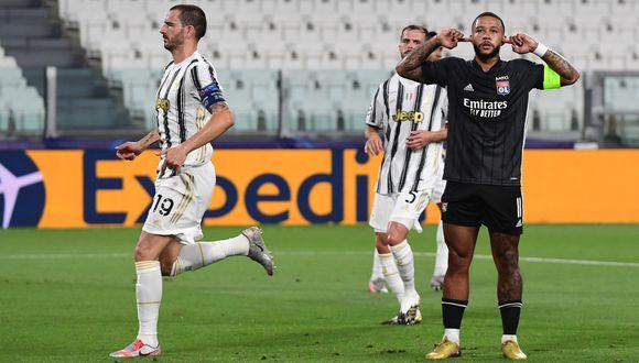 La Champions League volvió y Real Madrid y Juventus quedaron eliminados.