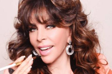 ¿Verónica Castro tuvo amoríos con Maradona?