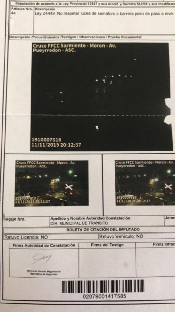 Escándalo de las foto multas: amplían la denuncia y podrían declarar ilegales todas las infracciones tomadas en los municipios involucrados
