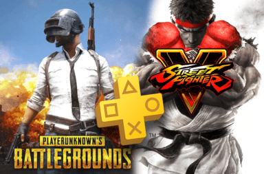 PUBG y Street Fighter V gratis para usuarios de PlayStation Plus