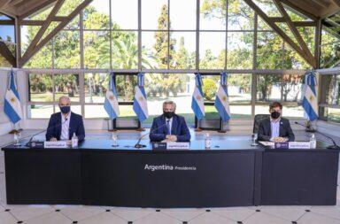 """Alberto Fernández: """"La única medicina es acotar los encuentros"""""""