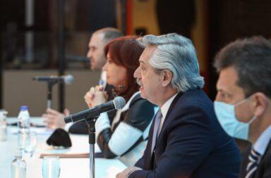 Alberto Fernández anunció la adhesión del 99% de los acreedores al canje de  deuda: