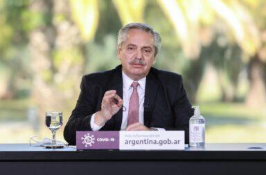 """Alberto Fernández relanzó el plan Procrear: """"Estamos cumpliendo con nuestra palabra de poner al país de pie"""""""