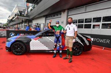 BMW M4: El auto que se llevó Oliveira por ganar en Gran Premio de Styria