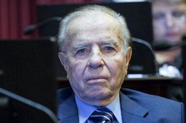 Carlos Saul Menem