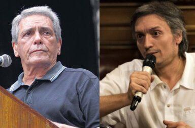 """La CGT le apuntó a Máximo Kirchner: """"no laburó en su vida y nos viene a decir cómo manejarnos"""""""