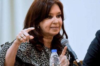 Marcha 26A: Cristina Fernández de Kirchner le pidió a Diego Santilli que retire el vallado alrededor del Congreso