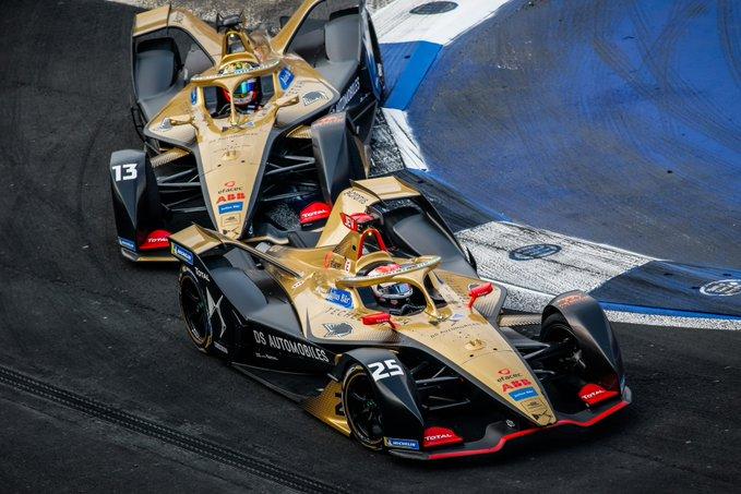 Da Costa se transformó en el nuevo campeón de la Fórmula E