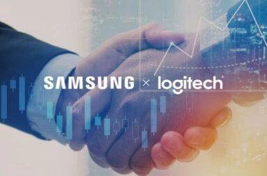 Logitech y Samsung unidos para mejorar las videoconferencias