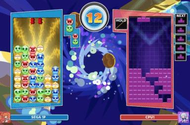 Se anuncia Puyo Puyo Tetris 2