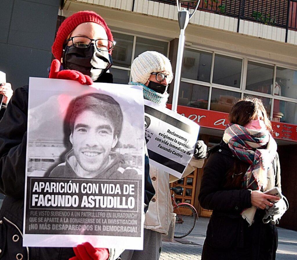 La familia de Facundo Castro pide que se detengan policías y se investiguen funcionarios