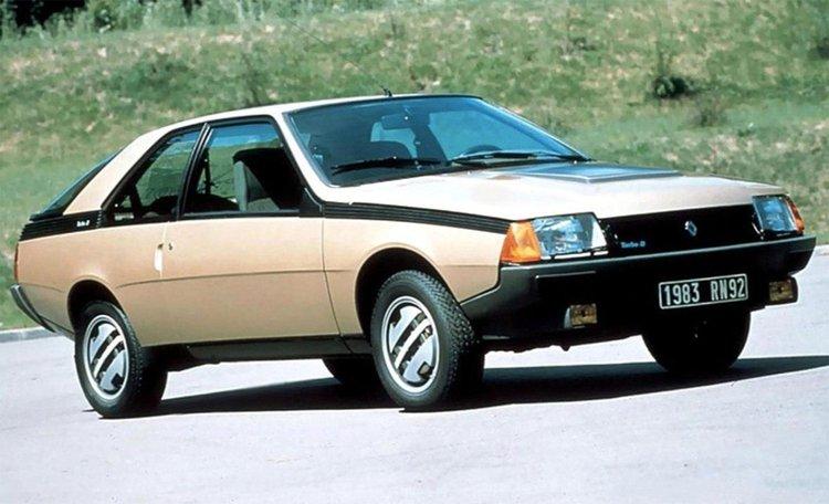 Renault Fuego: El auto que se convirtió en un ícono en Argentina cumple 40 años