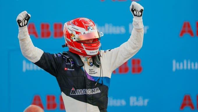 Günther ganó la tercera carrera de la Fórmula E en Berlín y Da Costa acaricia el título