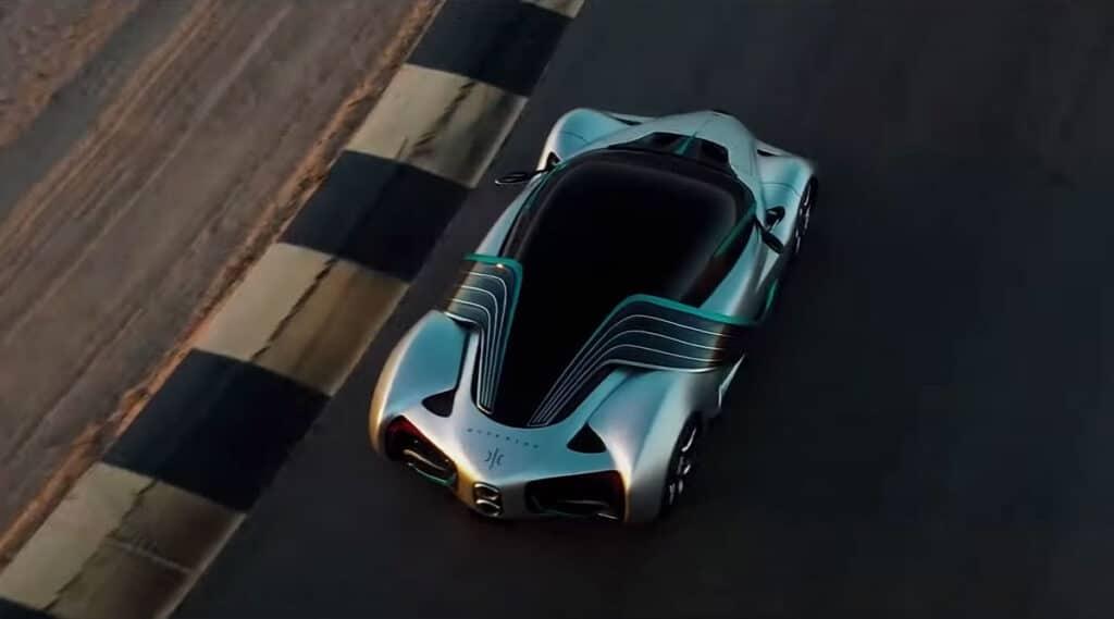 Hyperion XP-1: El superdeportivo de hidrógeno ya es una realidad
