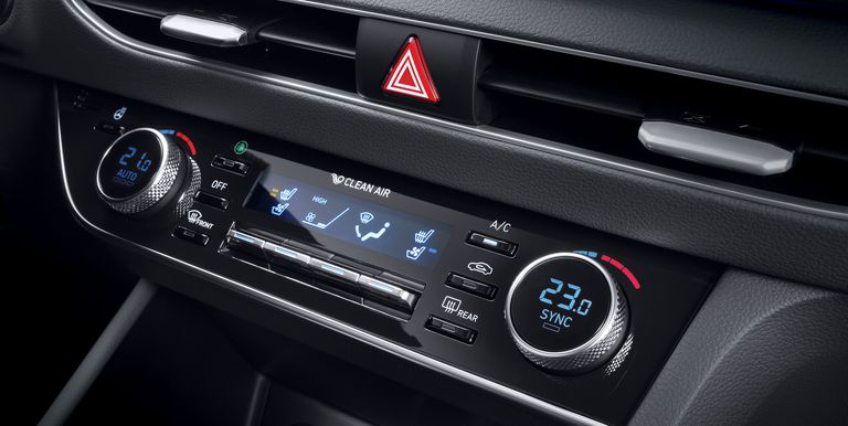 El aire acondicionado inteligente de Hyundai que detecta partículas ultrafinas