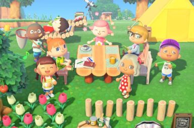 Disneyland recreada en Animal Crossing: New Horizons