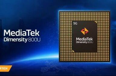 MediaTek presenta Dimensity 800U - su nuevo chipset 5G para smartphone