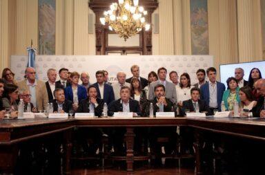 Luego de la marcha, Juntos por el Cambio le pidió a Alberto Fernández que retire la reforma judicial del Congreso