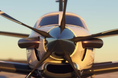 Nuevo gameplay de Microsoft Flight Simulator 2020
