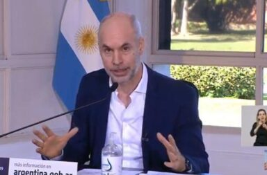 """Larreta afirmó que la Ciudad tiene una """"estabilidad de casos"""" de coronavirus, pero en """"un nivel alto"""""""