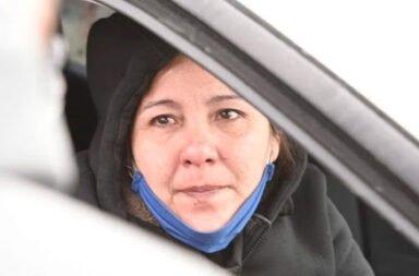 Tras la reunión con Alberto Fernández, la madre de Facundo Castro quedó