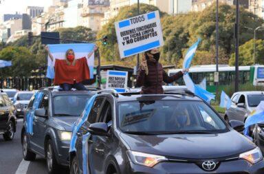 Marchas en distintas ciudades del país en contra de la reforma judicial