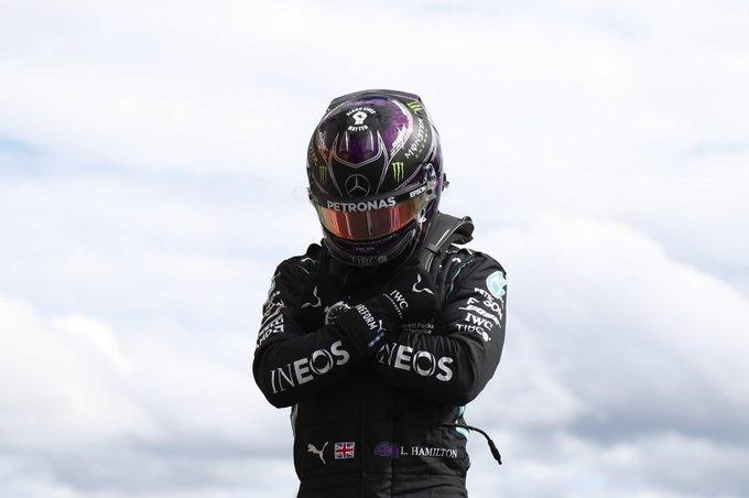 Hamilton se lució otra vez y Ferrari sigue en caída libre