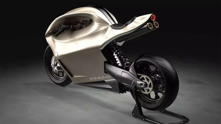 Pagani Amaru: La moto que va de la mano de las grandes creaciones del reconocido diseñador argentino