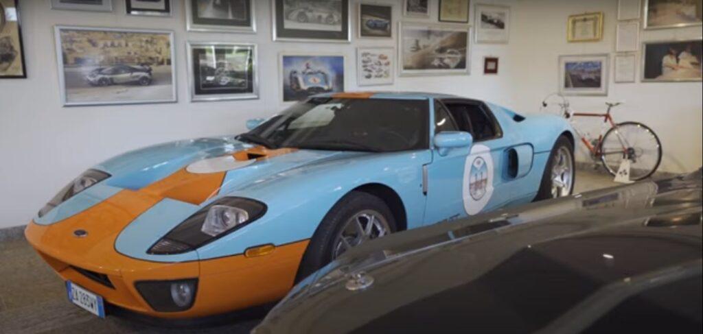 Pagani volvió a abrir su garaje y mostró sus autos americanos