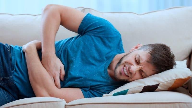 Pancreatitis - inflamación en el páncreas