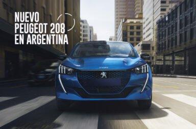 Peugeot presentó oficialmente el nuevo 208