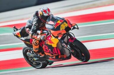 Pol Espargaró consiguió su primera pole en el Moto GP