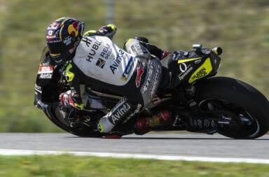 Zarco se quedó con la pole en Brno