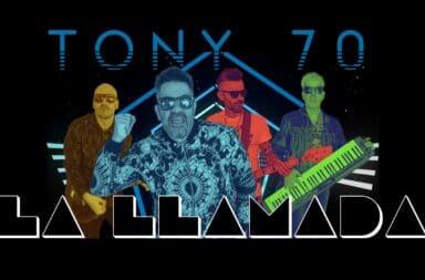 Tony 70 estrena nuevo videoclip: La llamada