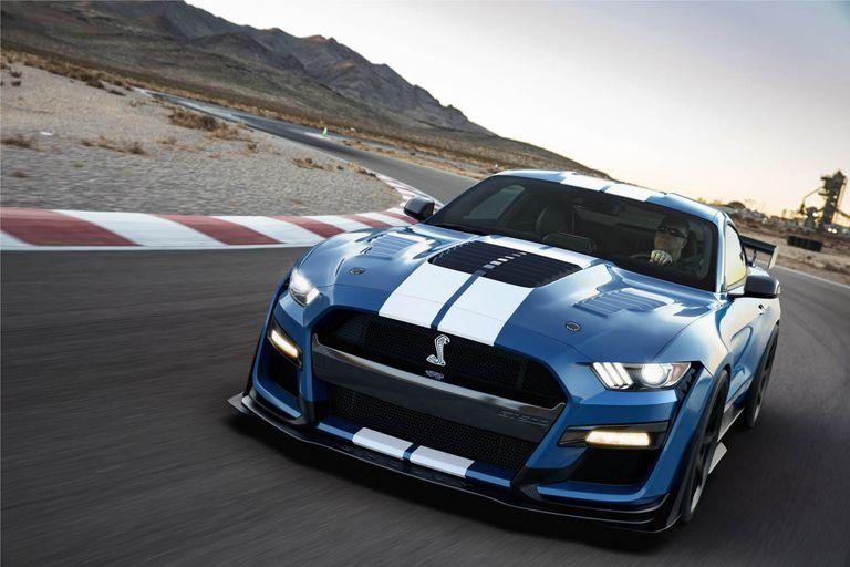 Shelby le pone su toque distintivo a los Mustang más potentes de la actualidad