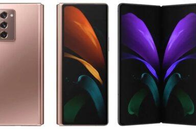 Se revela el precio del Samsung Galaxy Z Fold 2
