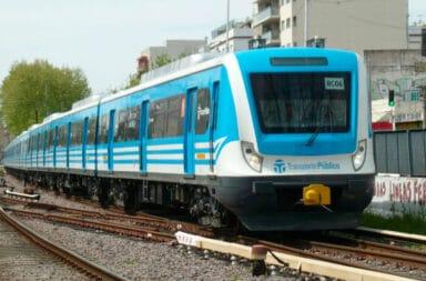 Suspenden el servicio del Tren Sarmiento: 427 empleados contagiados de coronavirus y 1600 aislados
