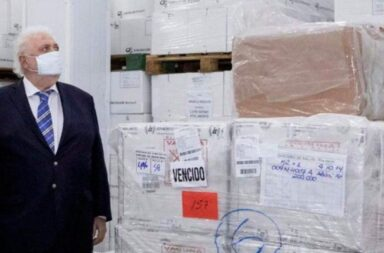 Más de 12 millones de vacunas vencidas que Macri nunca entregó fueron encontradas en un frigorífico de la Ciudad