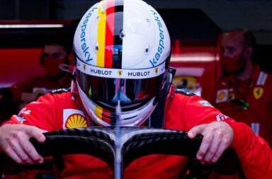 Ferrari – Vettel: ¿Hasta cuándo?