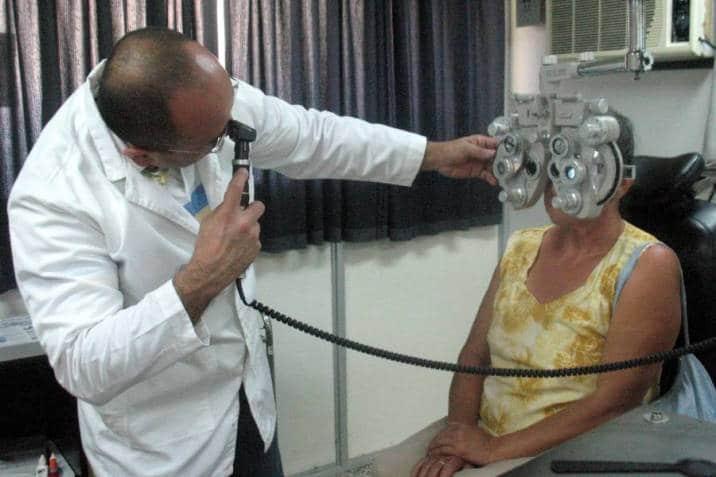 Queratitis - inflamación de la córnea