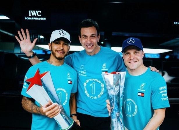 Oficial: Bottas seguirá en Mercedes en el 2021