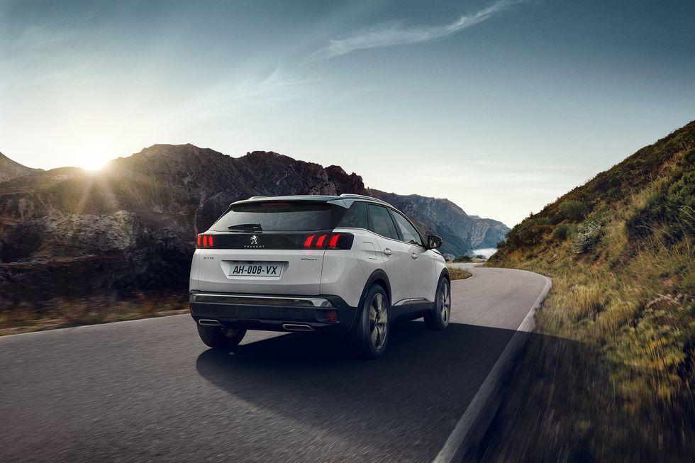 Peugeot presentó retoques para el 3008 a nivel mundial