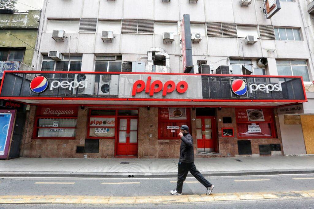 Cerró Pippo, el histórico restaurante del centro porteño