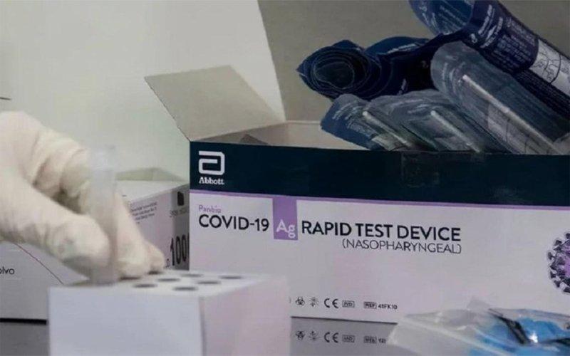Coronavirus: nuevo test que
