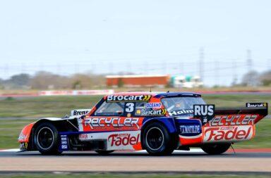 Werner se lució en la vuelta del TC y se quedó con las 2 clasificaciones del fin de semana