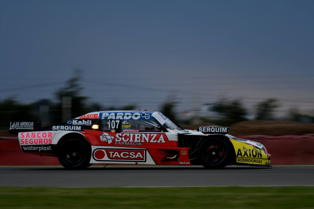 Guillermo Ortelli se fue del equipo JP Carrera en el TC